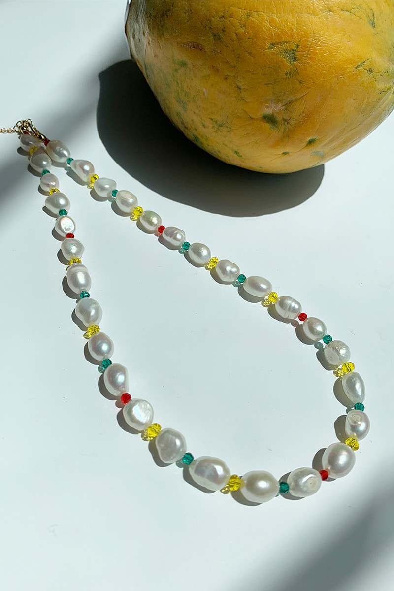 Pearl, MiX Beads
