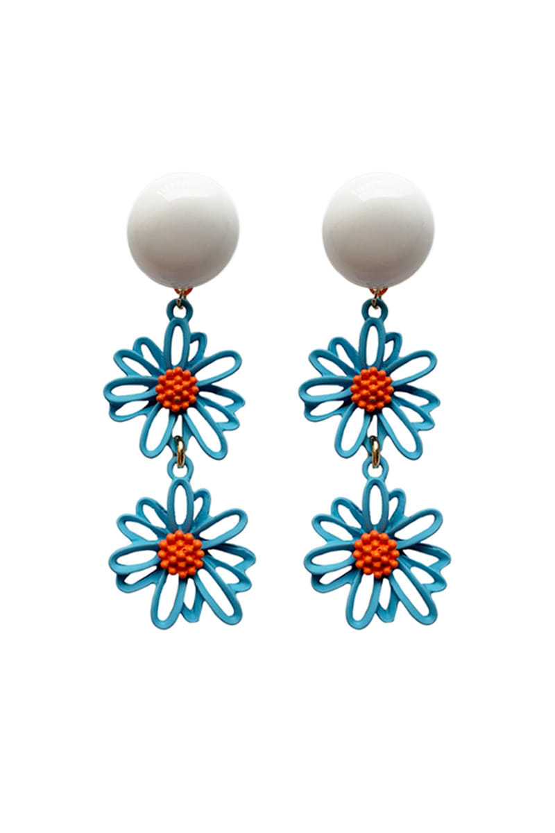 Hot Garden_Flower Earring